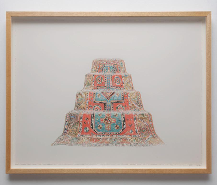 Anna Kristensen, Pyramid West, Chamber, Gallery 9