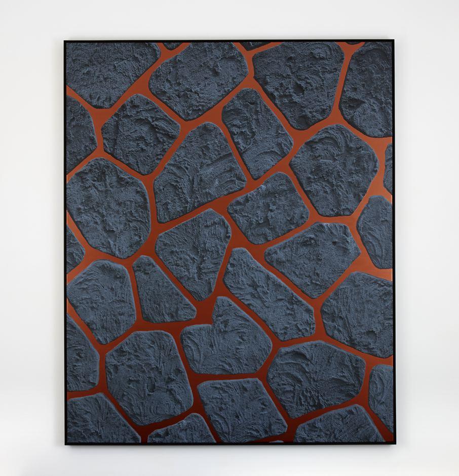Anna Kristensen, Crazy Wall, Render, Gallery 9, 2014