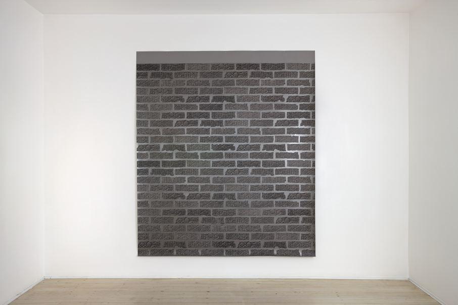 Anna Kristensen, Brick wall, 2014, Render, Gallery 9