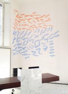 Artist Anna Kristensen Concrete Render (Red, Blue) Viasaterna Picture Perfect