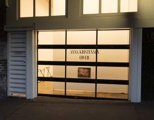 Artist Anna Kristensen Cover The Commercial Gallery 2016