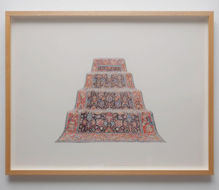 Anna Kristensen, Pyramid North, Chamber, Gallery 9