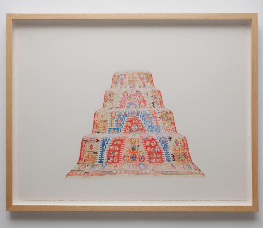 Anna Kristensen, Pyramid East, Chamber, Gallery 9