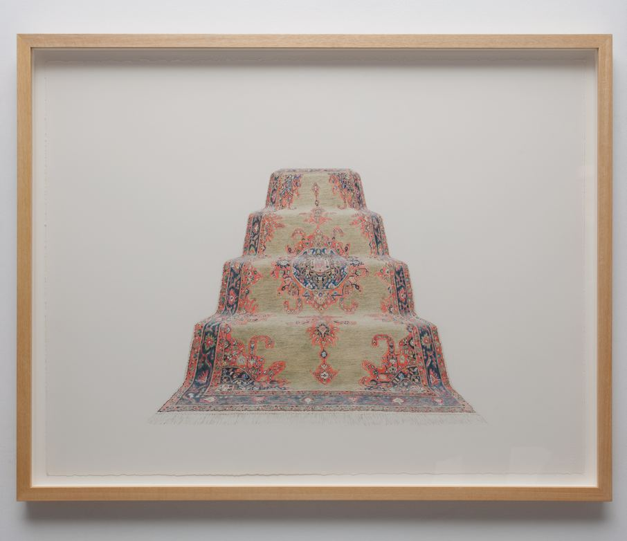 Anna Kristensen, Pyramid South, Chamber, Gallery 9