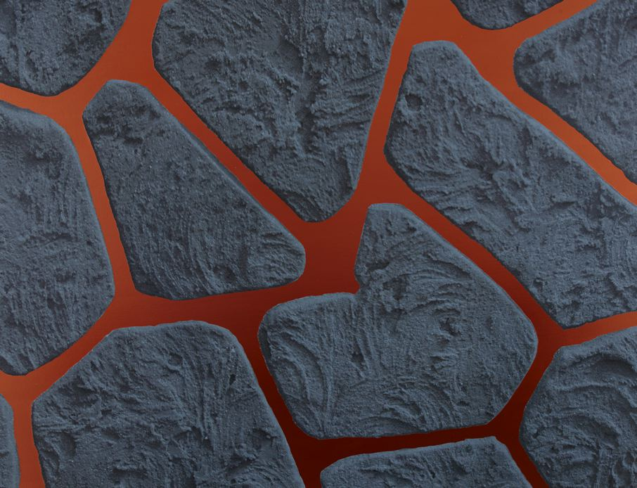 Anna Kristensen, Crazy Wall detail, Render, Gallery 9, 2014