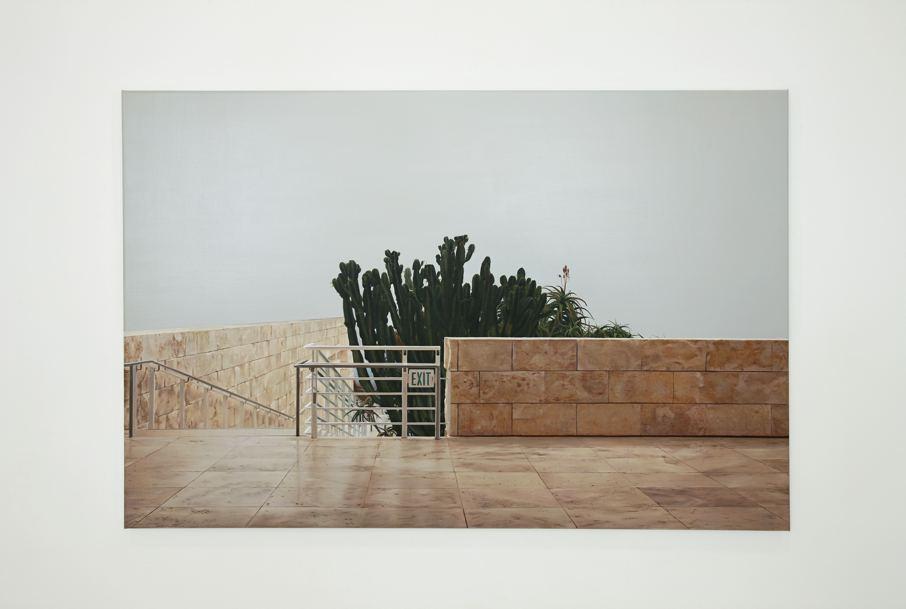 Anna Kristensen, Exit, Render, Gallery 9, 2014