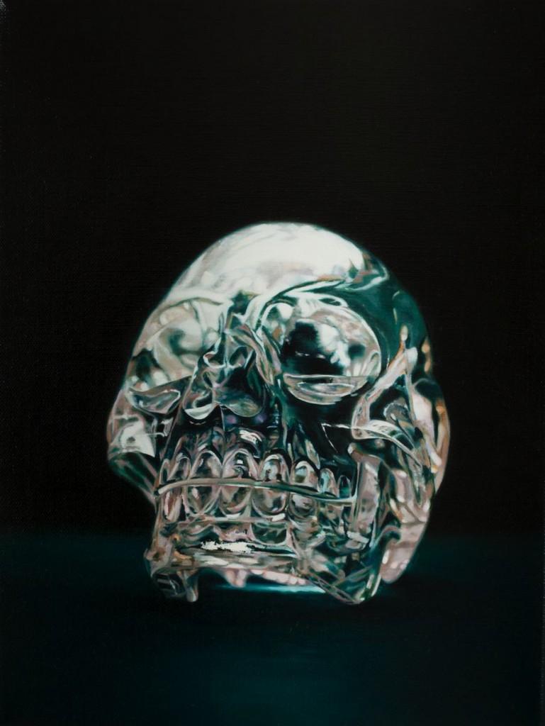 Anna Kristensen Crystal Skull Chamber Gallery 9 2011