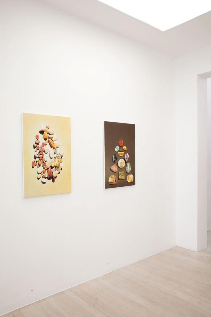 Anna Kristensen, Pyramid, Circle, Chamber, Gallery 9