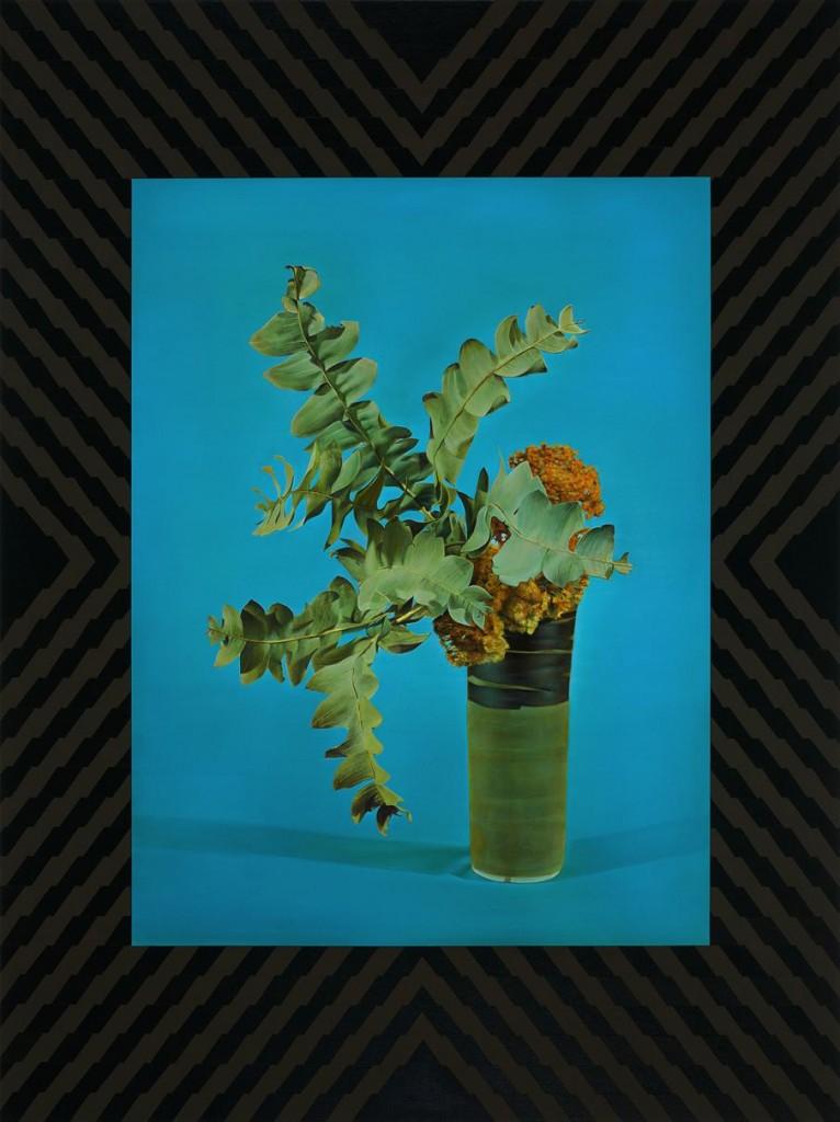 Anna Kristensen Bull Banksia Mise en abyme Station Gallery 2011