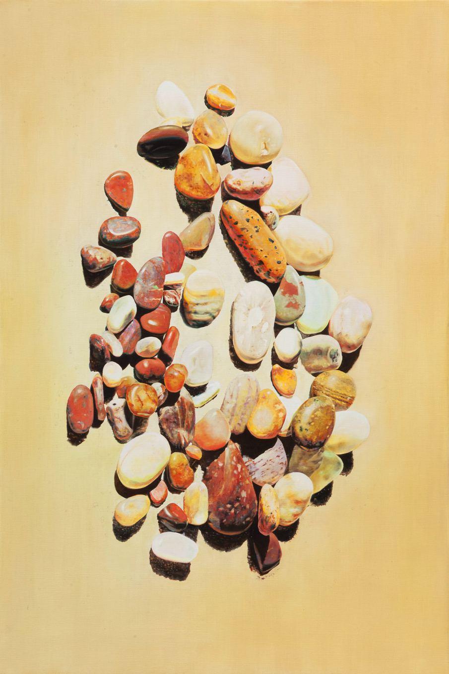 Anna Kristensen, Stone Circle, Chamber, Gallery 9