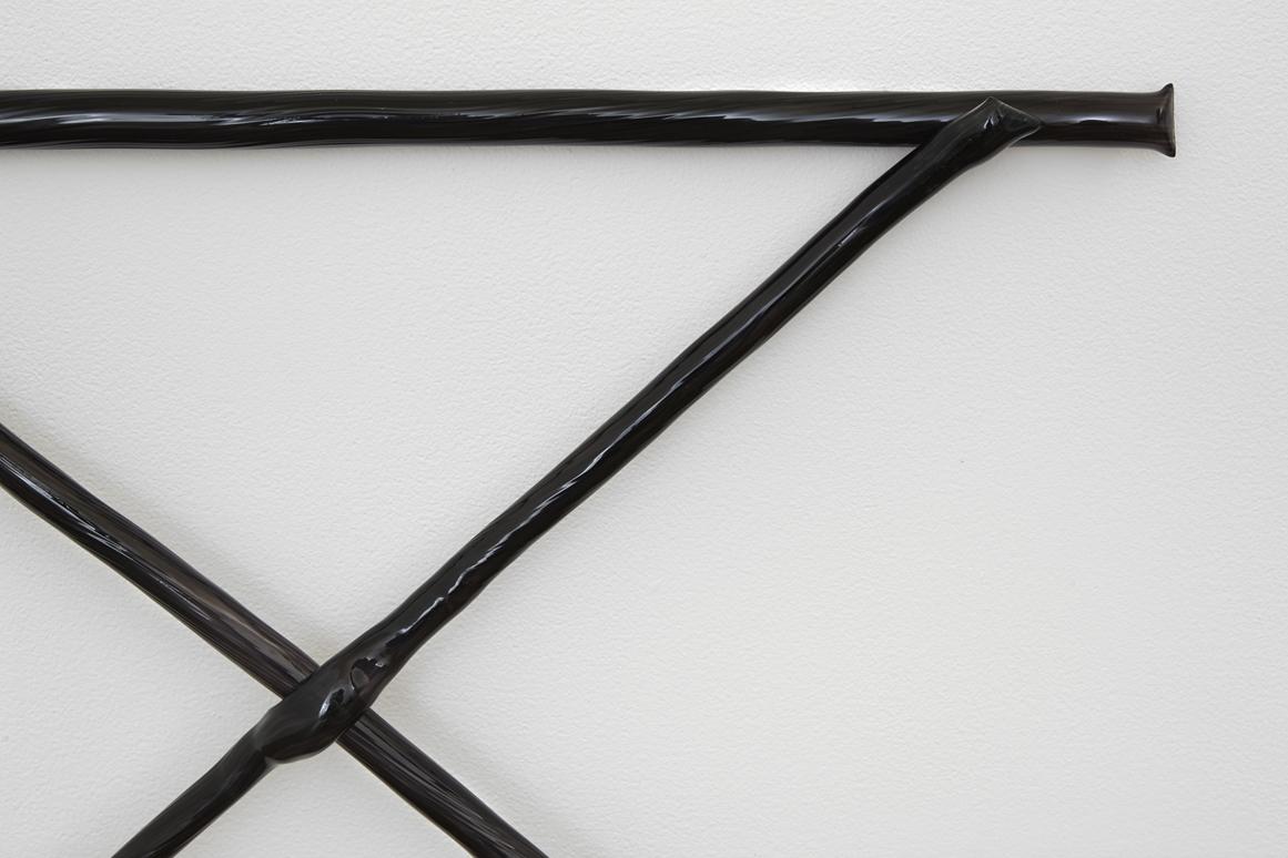 Artist Anna Kristensen Cover XX handblown glass table legs The Commercial