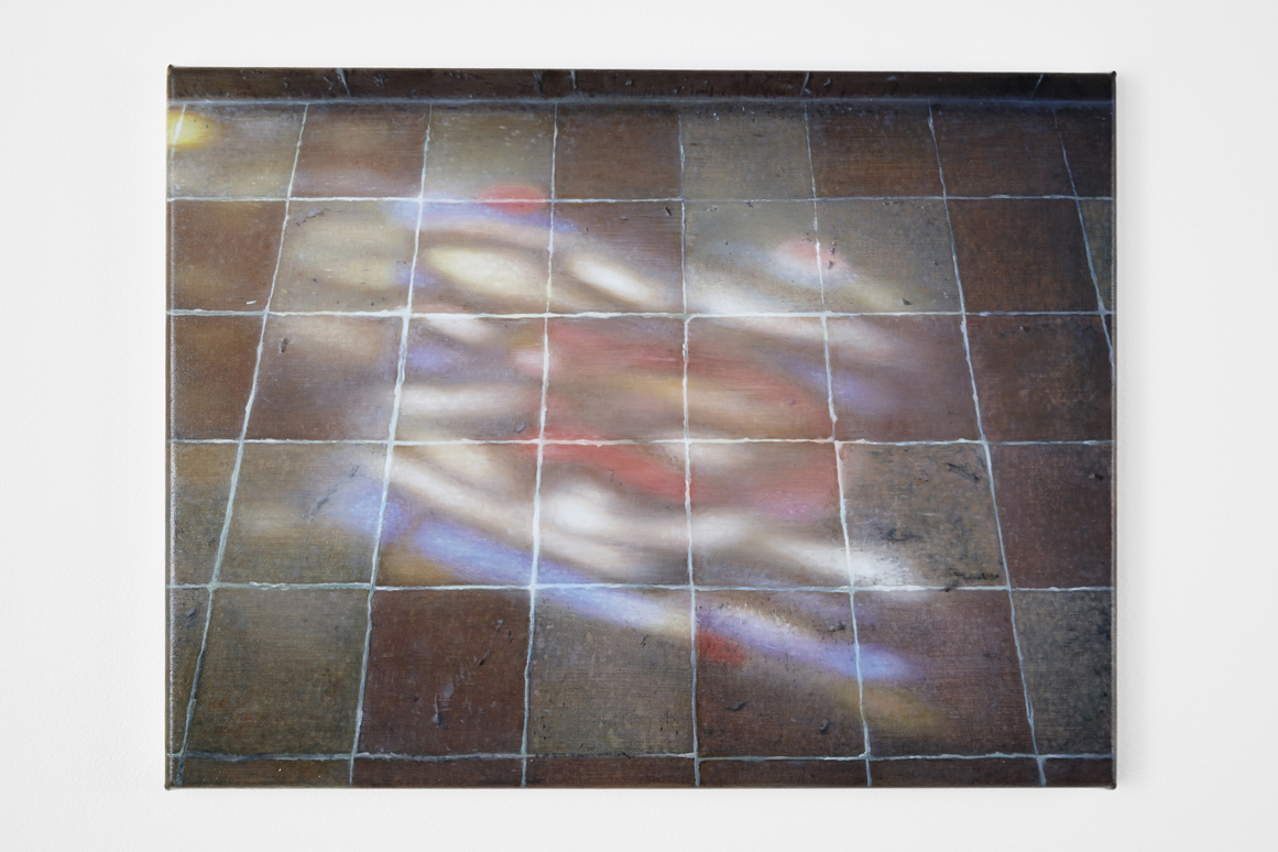 Artist Anna Kristensen Skew The Cloisters tiles stained glass The Commercial gallery