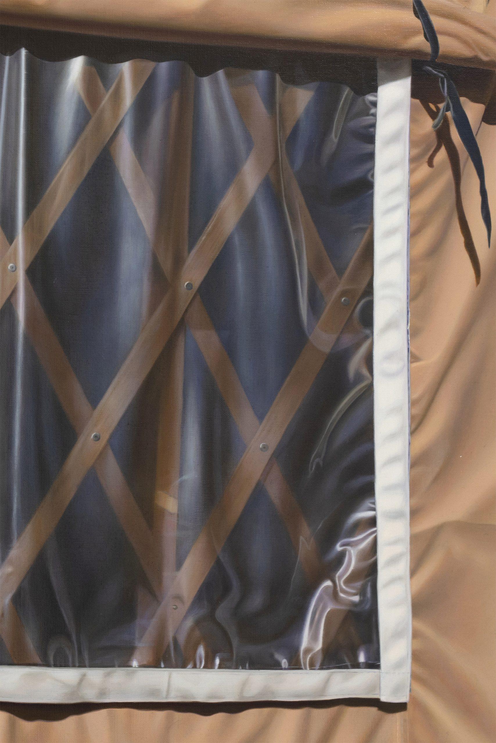 Yurt (Shift) detail